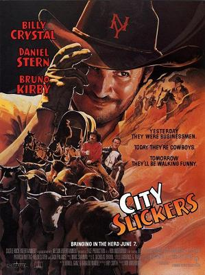 City Slickers Poster