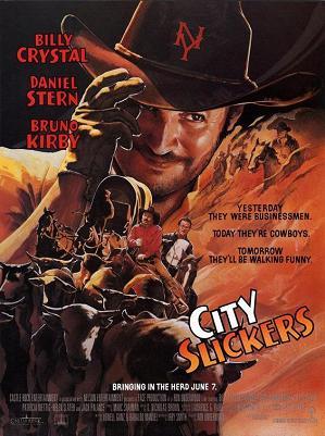 City Slickers Poster
