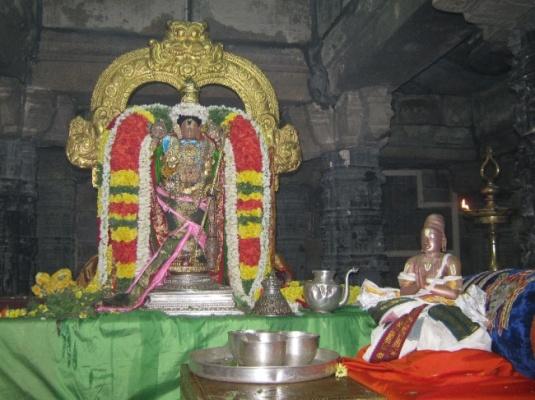 ஆராவமுதன்- நம்மாழ்வார் திருவடித்தொழல்