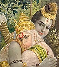 hanuman friendship