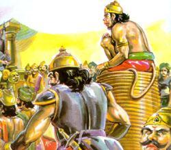hanumanravana