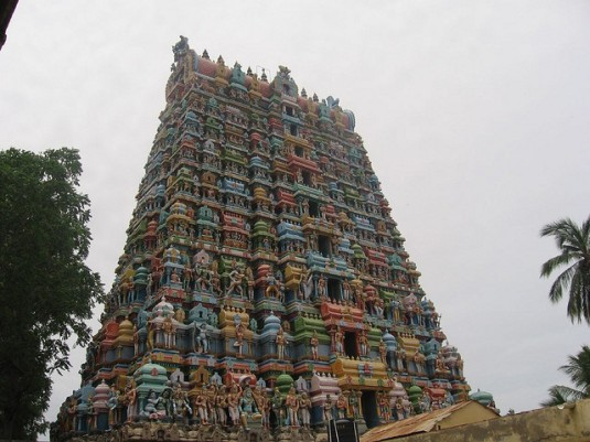 Srivaikundam_Temple