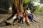 Bhanupriya, Jyothika, Urvashi, Saranya in Magalir Mattum MovieStills